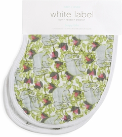 Aden + Anais White Label Burpy Bibs - 2 Pack - Paradise Cove