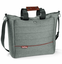 Agio by Peg Perego All Day Diaper Bag - Grey
