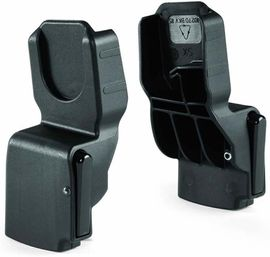 Agio by Peg Perego Car Seat Adapter for Z4 Strollers (Maxi Cosi/Nuna/Cybex)