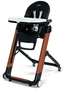 Agio by Peg Perego Siesta High Chair - Black
