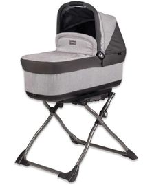 Agio by Peg Perego Z4 and YPSI Bassinet Home Stand