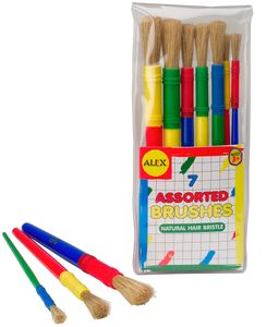 Alex Toys Assorted Brushes