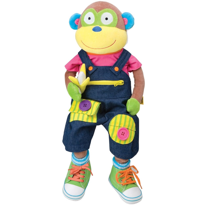 Learn To Dress Monkey | AbleData
