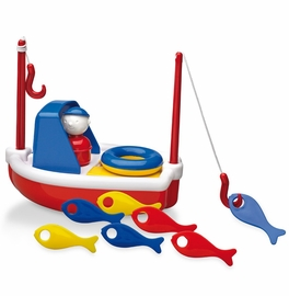 Ambi Fishing Boat Bath Toy