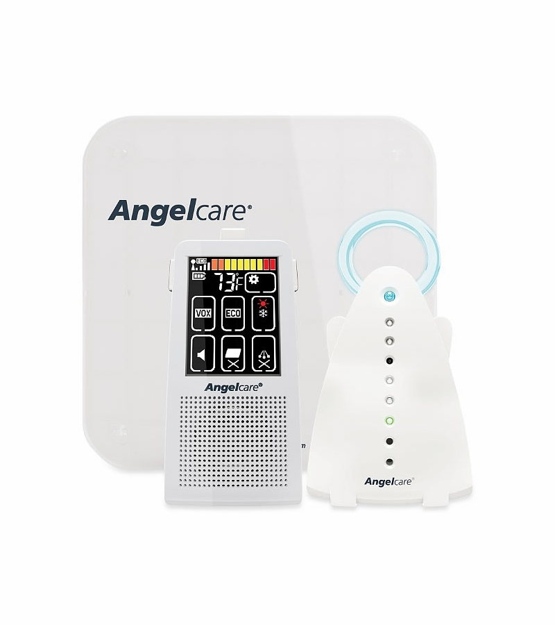 Angelcare 701 Touchscreen Movement Amp Sound Monitor