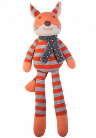 "Apple Park Plush Toy, 14"" - Frenchy Fox"