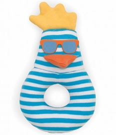 Apple Park Teething Rattle - Surfer Chick