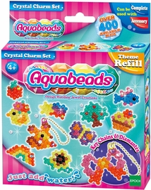 Aquabeads Crystal Charm Refill Set