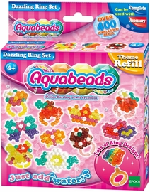 Aquabeads Dazzling Ring Refill Set