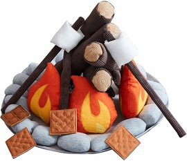 Asweets Camp Out Campfire and Smores Set