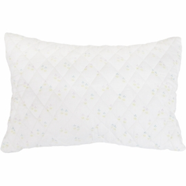 Auggie Quilted Decorative Pillow Cover - Milly