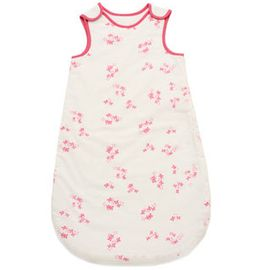 Auggie Sleep Sack in Pretty with Pink (0-6 Months)