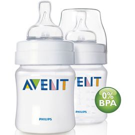 Avent BPA Free 4oz 2pk Bottle (SCF680/27)