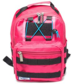 Babiators Rocket Pack Kid Backpack - Popstar Pink