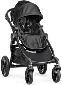 Baby Jogger City Select Single Stroller - Black