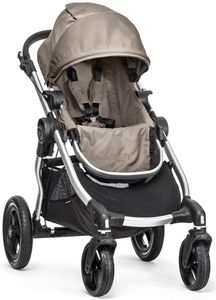 Baby Jogger City Select Single Stroller - Quartz