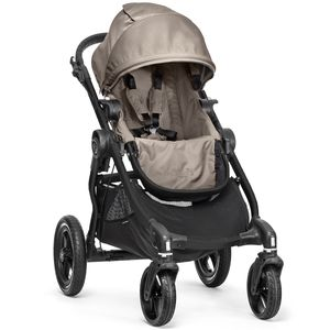 Baby Jogger City Select Single Stroller - Sand