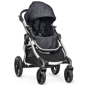 Baby Jogger City Select Single Stroller - Titanium - OPEN BOX RETURN