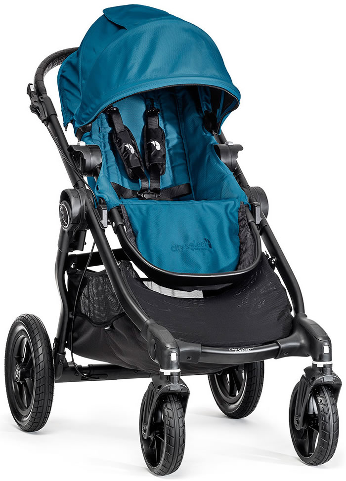 Baby Jogger City Select Stroller 2015 Teal