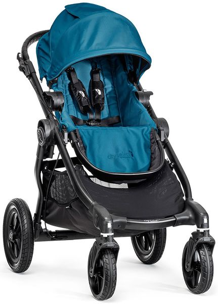 Baby Jogger City Select Single Stroller 2015 Teal