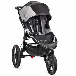 Baby Jogger Summit X3 Single 2015 Black/Gray