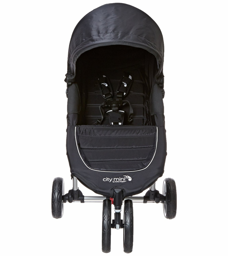 Baby Jogger 2015 City Mini 3w Single Black Gray