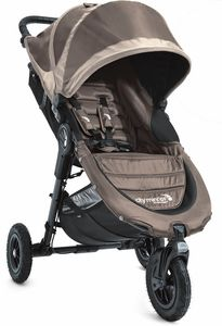 Baby Jogger City Mini GT Single 2016/2017 Stroller - Sand / Stone