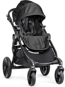 Baby Jogger City Select Single Stroller - Black - OPEN BOX