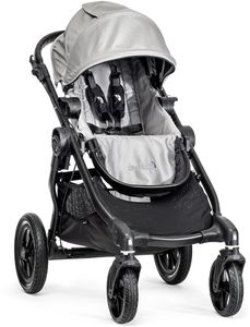 Baby Jogger City Select Single Stroller - Silver- OPEN BOX RETURN