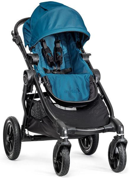 Baby Jogger City Select Single Stroller - Teal