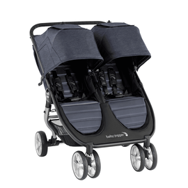Baby Jogger 2020 City Mini 2 Double Stroller - Carbon