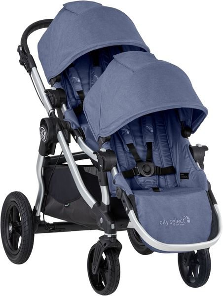 Baby Jogger 2019 / 2020 City Select Double Stroller - Moonlight