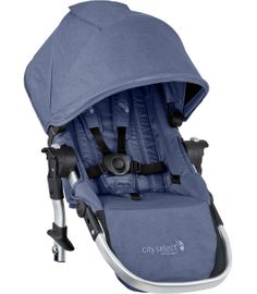 Baby Jogger 2019 City Select Second Seat - Moonlight