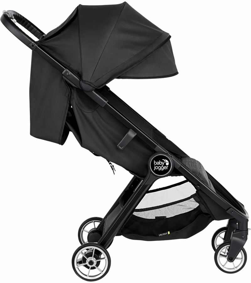 Baby Jogger 2019 City Tour 2 Stroller Jet