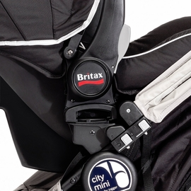 Baby Jogger Car Seat Adapter Single - Britax/BOB - Mounting Bracket