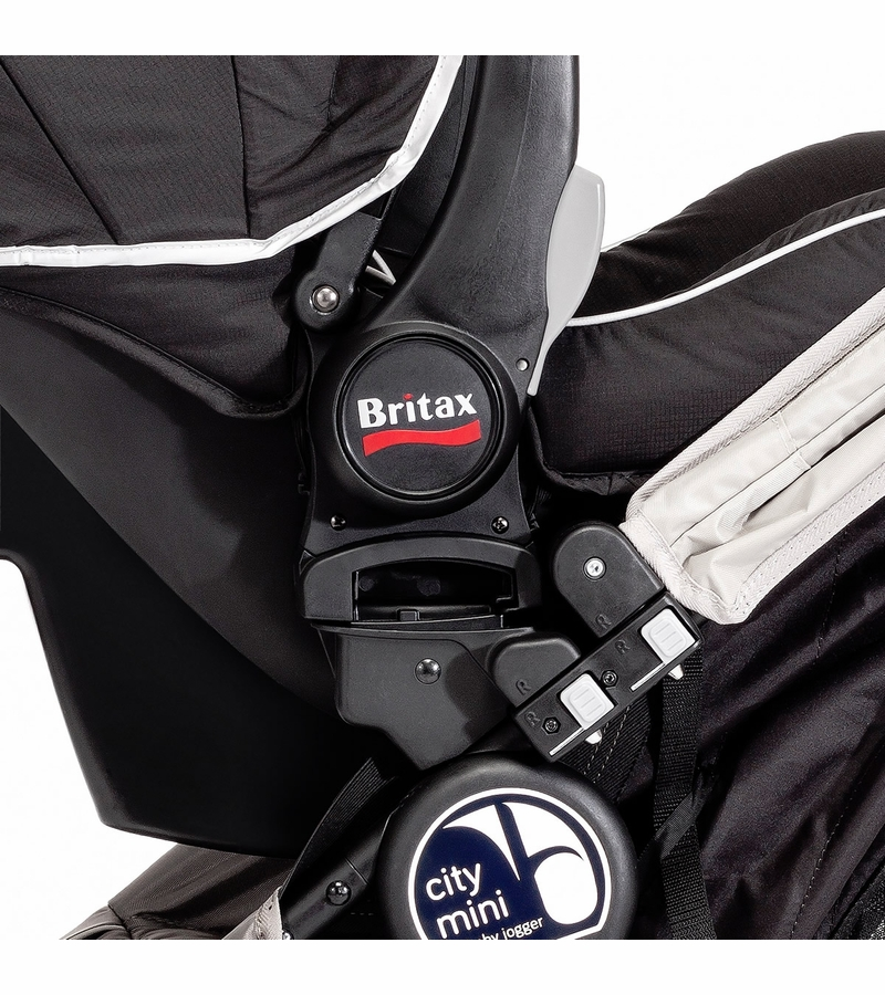Baby Jogger Car Seat Adapter Single - Britax/BOB ...