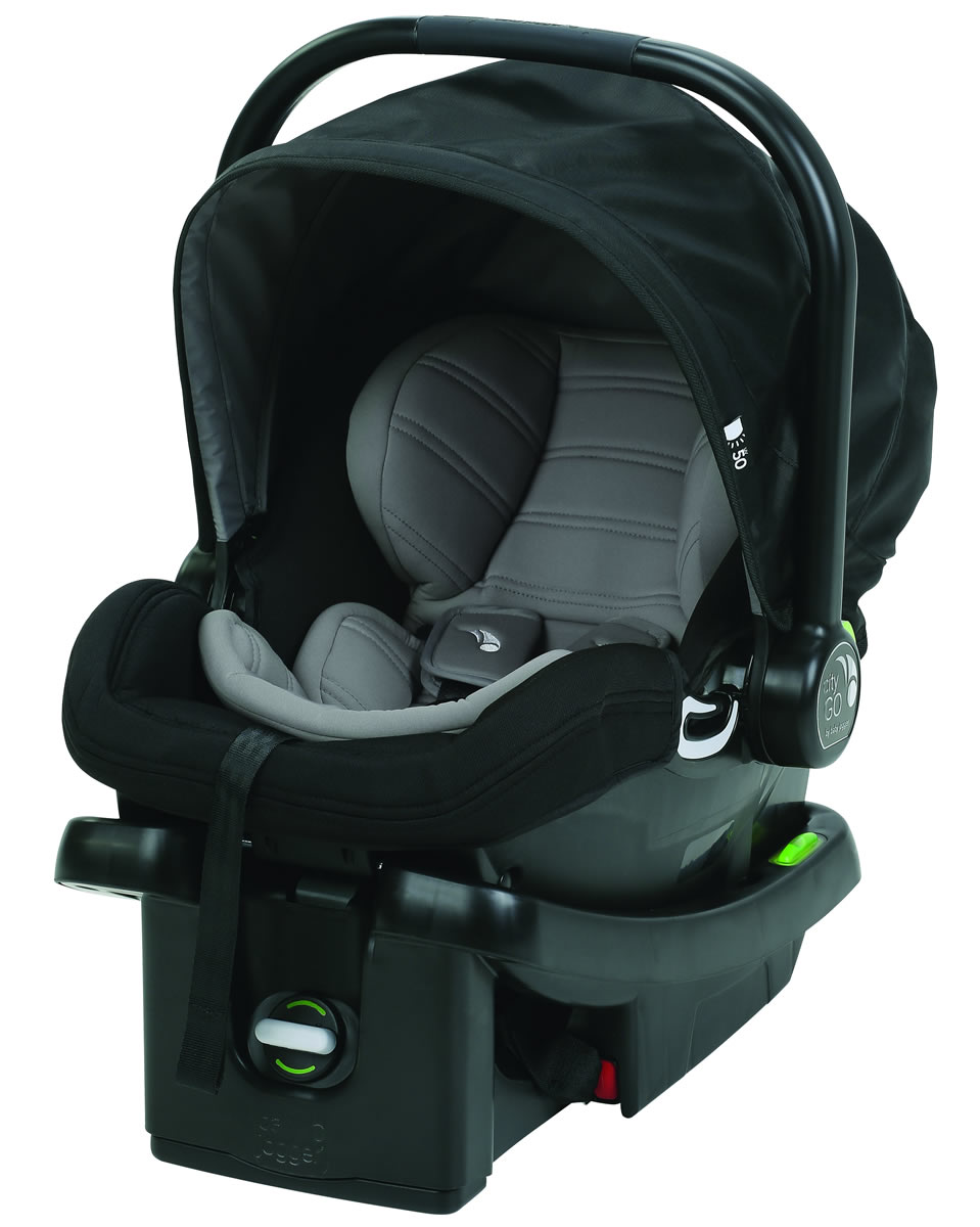 Baby Jogger City Go Infant Car Seat - Black