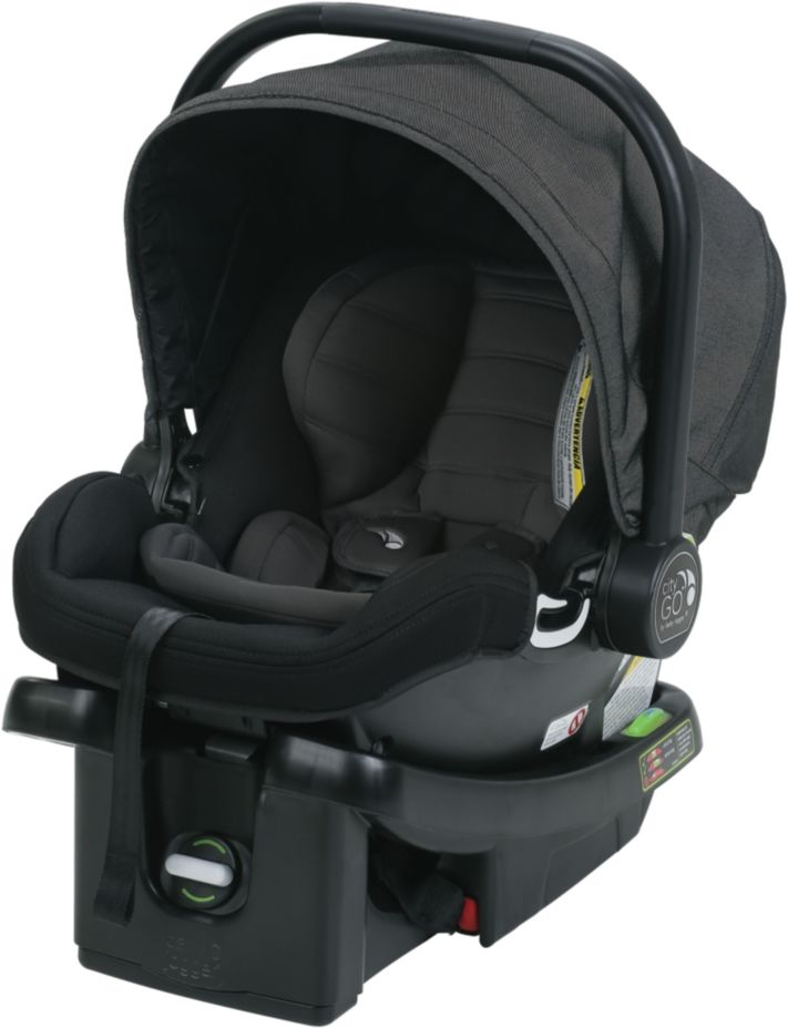 Baby Jogger City Go Infant Car Seat - Charcoal