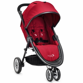 Baby Jogger City Lite Stroller - Red
