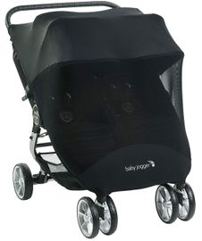 Baby Jogger City Mini 2 Double Stroller Bug Canopy