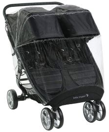 Baby Jogger City Mini 2 / City Mini GT2 Double Stroller Weather Shield