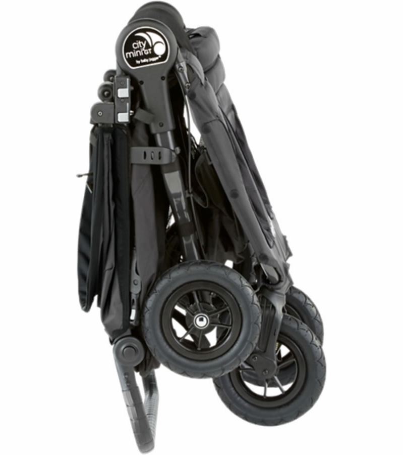 Baby Jogger City Mini Gt Double Stroller 2017 Shadow Black