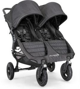 Baby Jogger City Mini GT Double Stroller 2016/2017  Charcoal