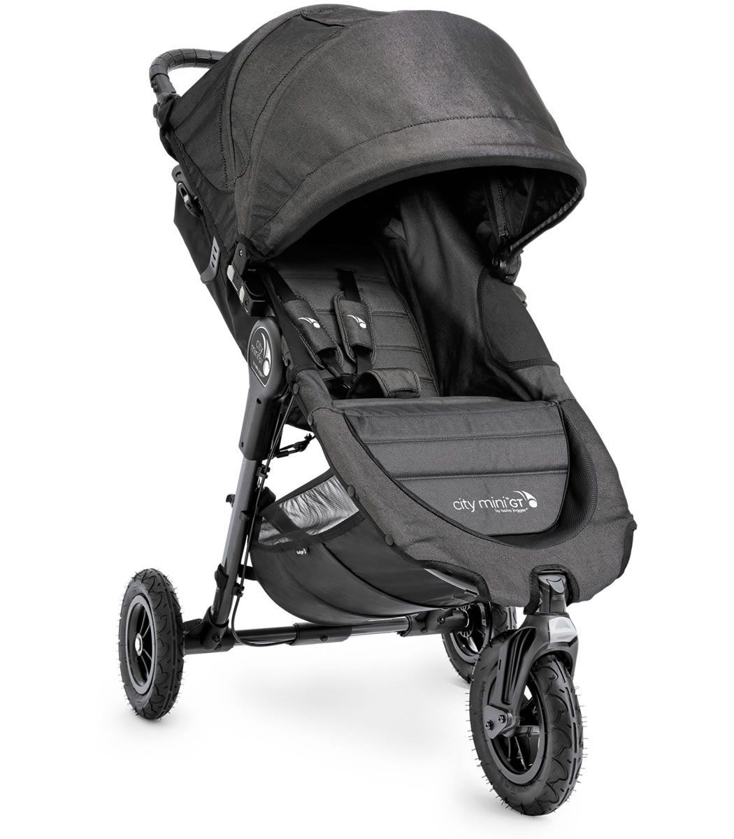 Baby Jogger City Mini Gt Single 2016 2017 Charcoal