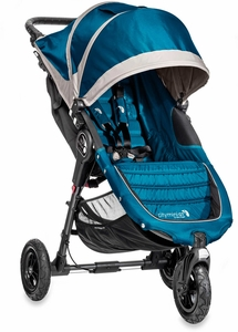 Baby Jogger City Mini GT Single 2016/2017 Teal/Gray