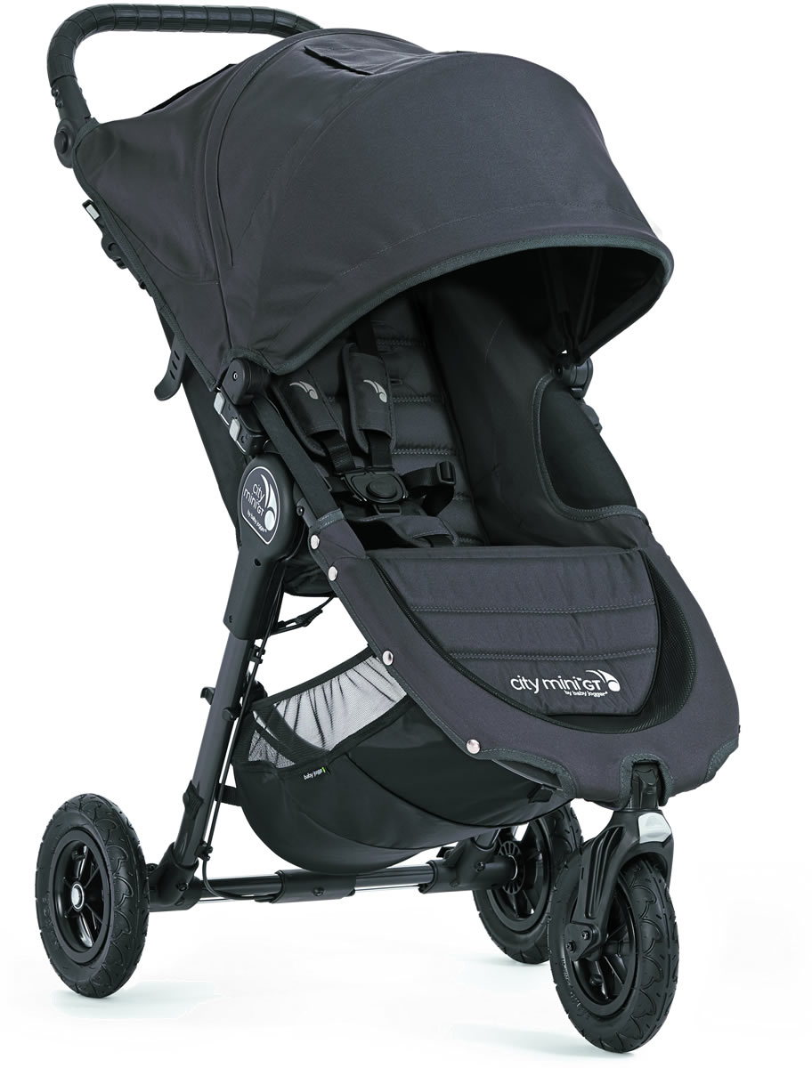 Baby Jogger City Mini Gt Single 2016 2017 Titanium