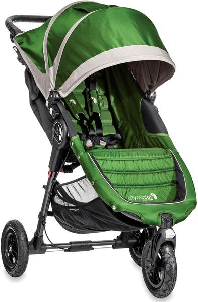 Baby Jogger City Mini GT Single 2016/2017 Evergreen