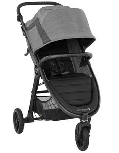 Baby Jogger City Mini GT2 Single Stroller - Barre (Leatherette Details)