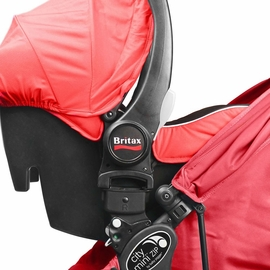 Baby Jogger City Mini ZIP Car Seat Adapter - Britax/BOB
