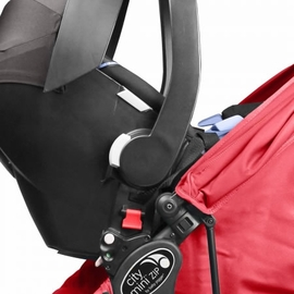 Baby Jogger City Mini ZIP Car Seat Adapter - Cybex/Maxi-Cosi/Nuna